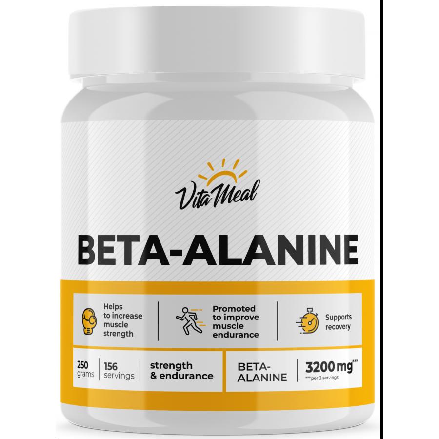 VitaMeal, Beta Alanine, 250 г