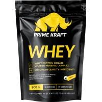 PrimeKraft, Whey Protein, Шоколад, 900 г