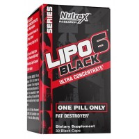Lipo 6 Black Ultra Concentrate 30 Капсул