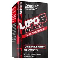 Lipo 6 Black Ultra 60 капсул