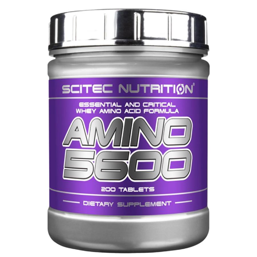 Scitec Nutrition Amino 5600, 200 таблеток