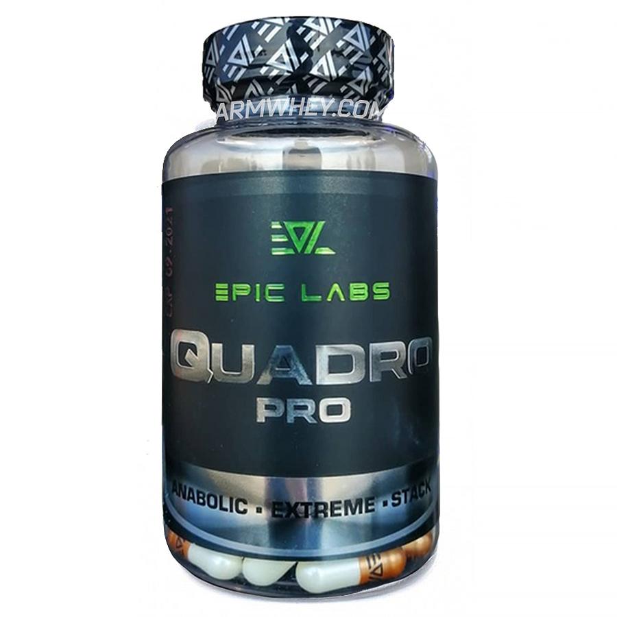 Epic Labs, Quadro Pro 60 капсул