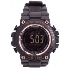 S-Sports Часы наручные GOLD WR50M