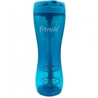 Шейкер FitRule cup, голубой