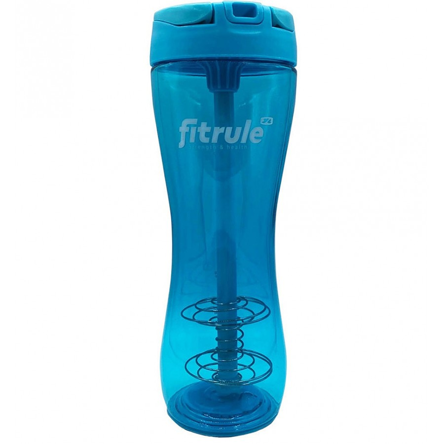 Шейкер ФитРул cup, голубой, 700 ml
