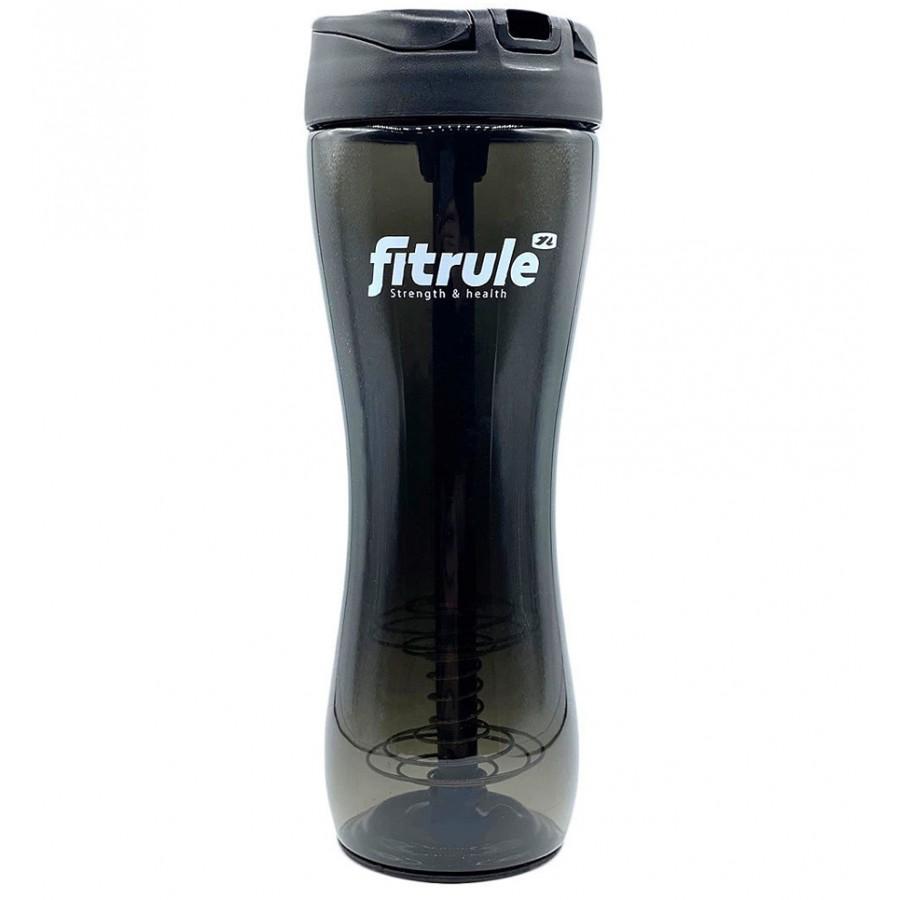 Шейкер ФитРул cup, черный, 700 ml