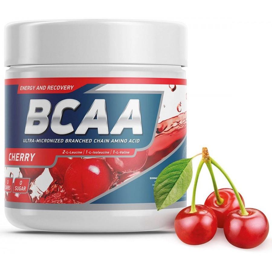 Geneticlab BCAA со вкусом вишни, 250 г, 50 порции