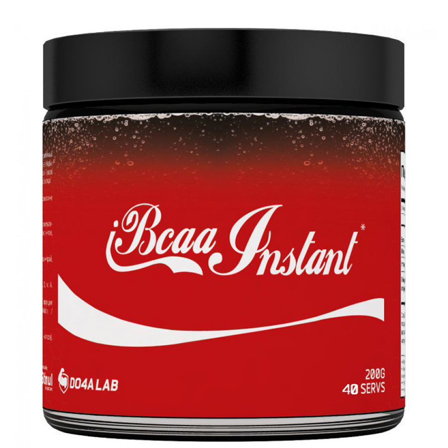 BCAA 2:1:1, Coca-Cola, 200 г