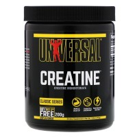 Universal Nutrition, Creatine Monohydrate, 200 г