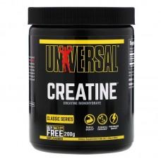 Universal Nutrition, Creatine Monohydrate, 200 г
