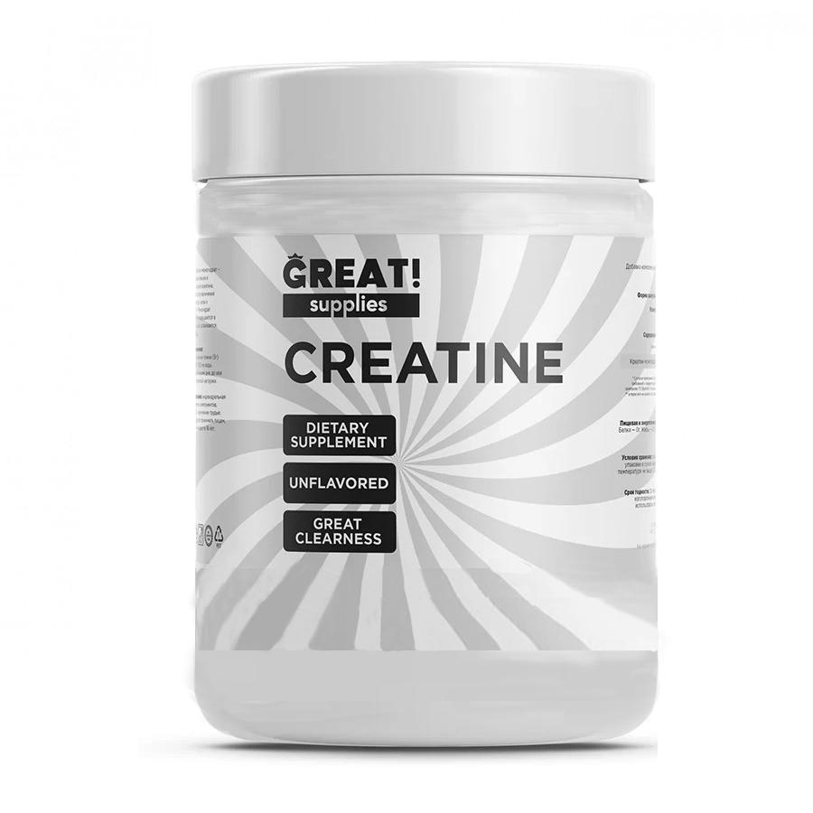 Great Сreatine Monohydrate, 300 г