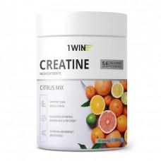 1WIN Сreatine Monohydrate, цитрусовый микс, 200 г