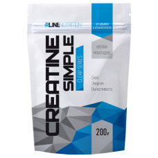 Creatine Monohydrate Simple, 200 г