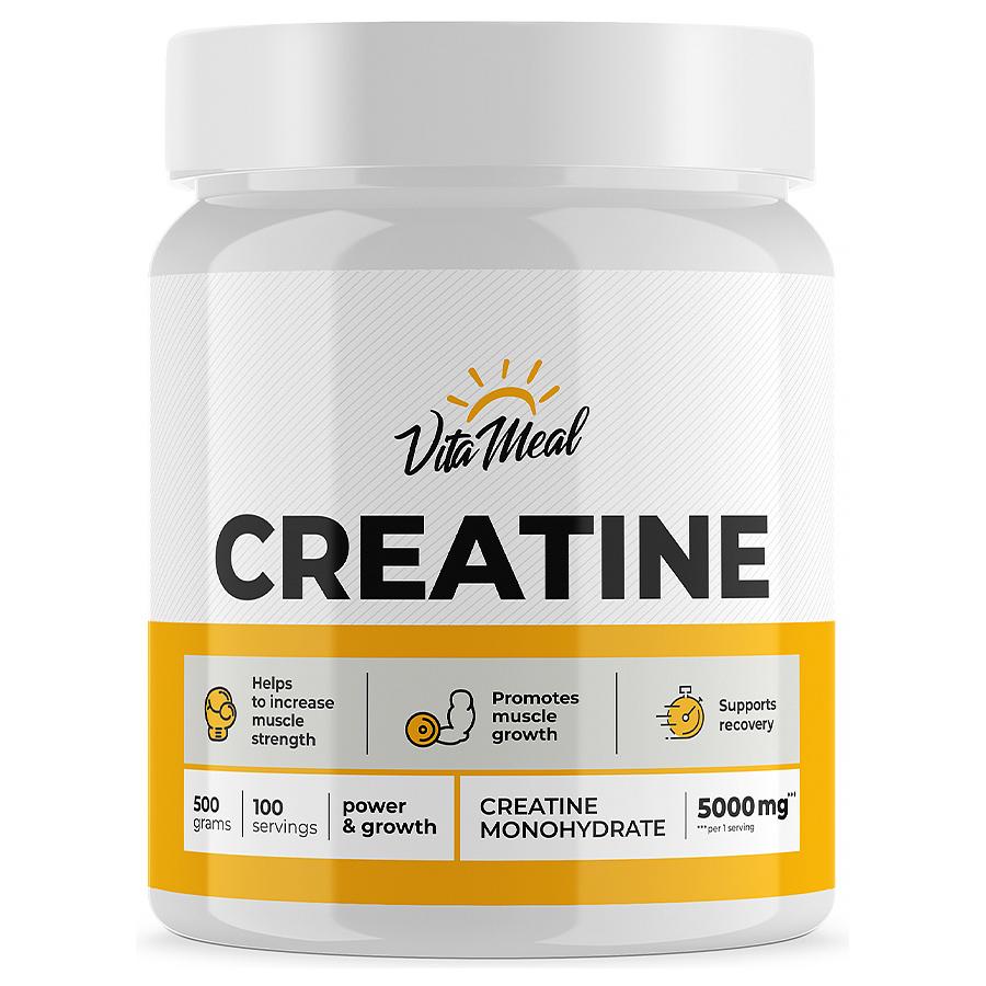 Creatine Powder Monohydrate, 500 гр