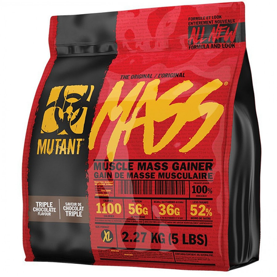 Mutant MASS, Тройной Шоколад, 2270 г