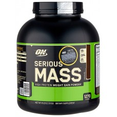 Serious Mass Gainer, Шоколад, 2.72 кг