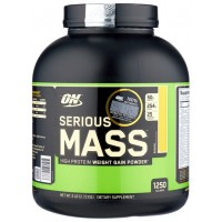 Serious Mass Gainer, Банан, 2720 г