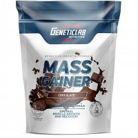 Mass Gainer, Geneticlab, Шоколад, 1000 г