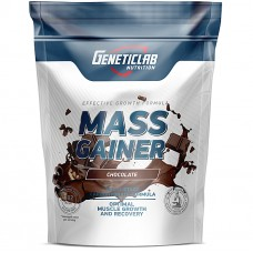 Mass Gainer, Geneticlab, Шоколад, 1000 гр