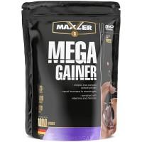 Mega Gainer, Maxler, шоколад, 1000 г