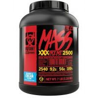 Mutant Mass XXXTREME 2500 Gainer, 3100 г,  Печенье и крем