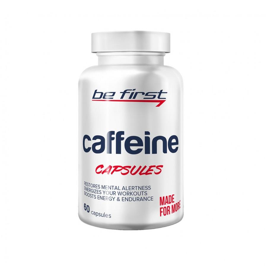 Кофеин, 60 капсул