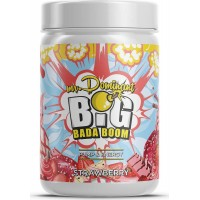 Big Bada Boom mr. dominant, 300 гр, клубника