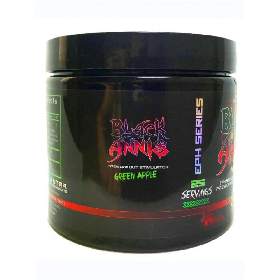Black Annis EPH series 25 порций, Green Apple