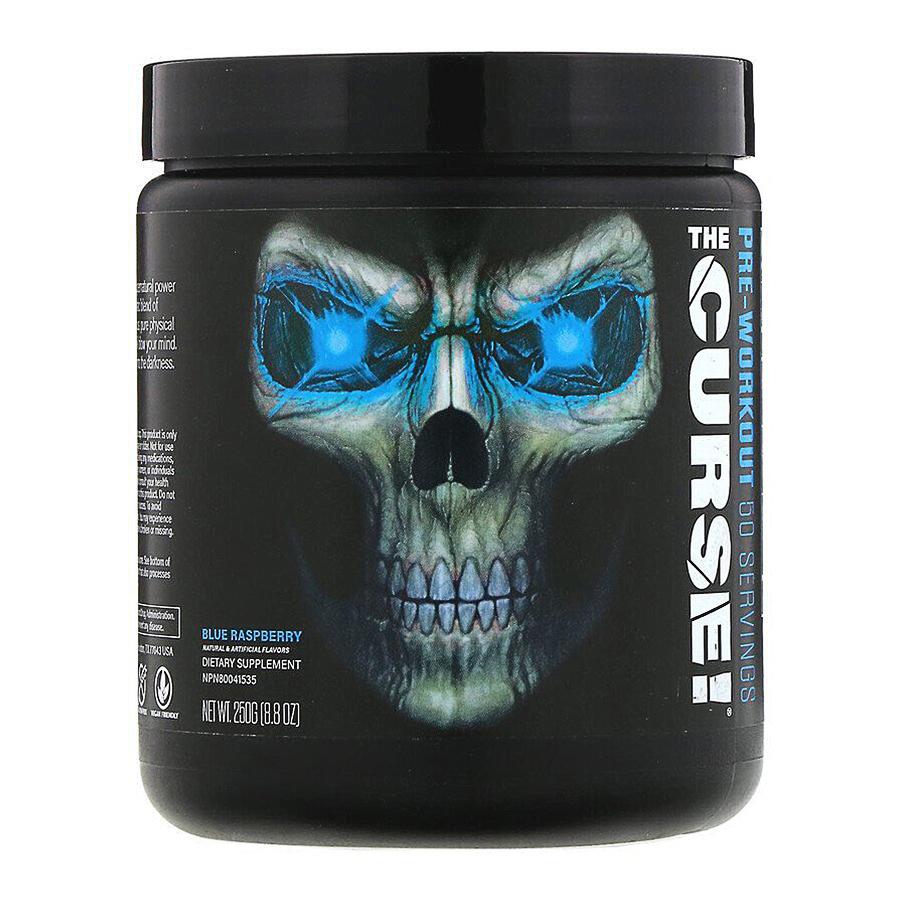 Cobra Labs, The Curse, 250 г, голубая малина