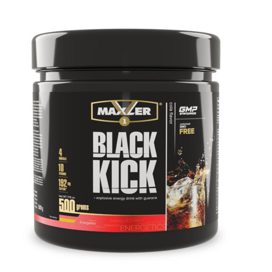 Maxler Black Kick, кола, 500 г