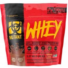 Mutant Whey Protein, Тройной Шоколад, 2270 г