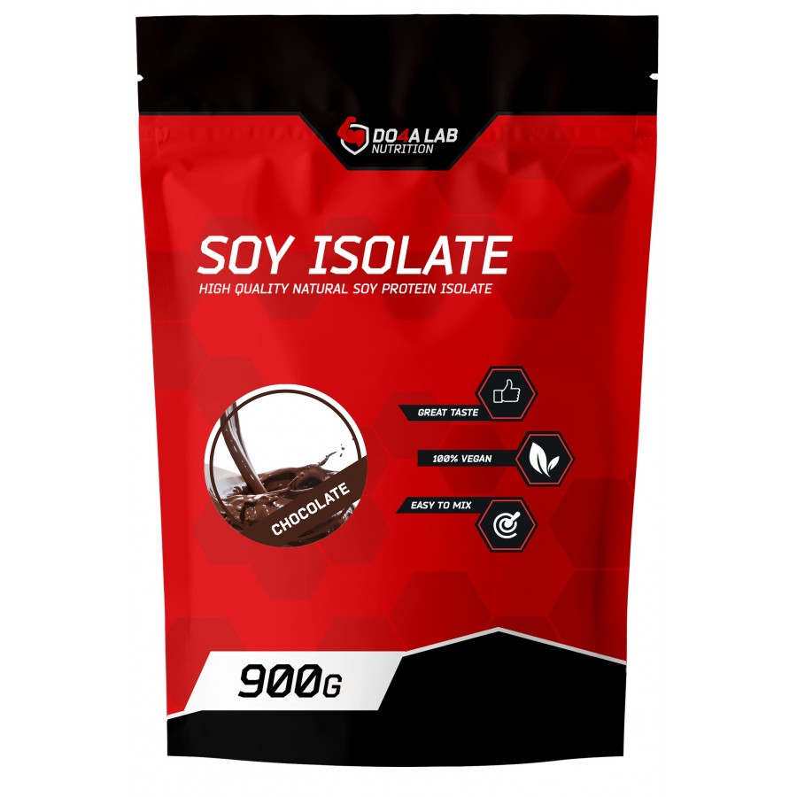 Протеин Do4a Soy Isolate, Шоколад, 900 г