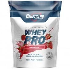 Протеин Whey Pro, Клубника, 1000 г