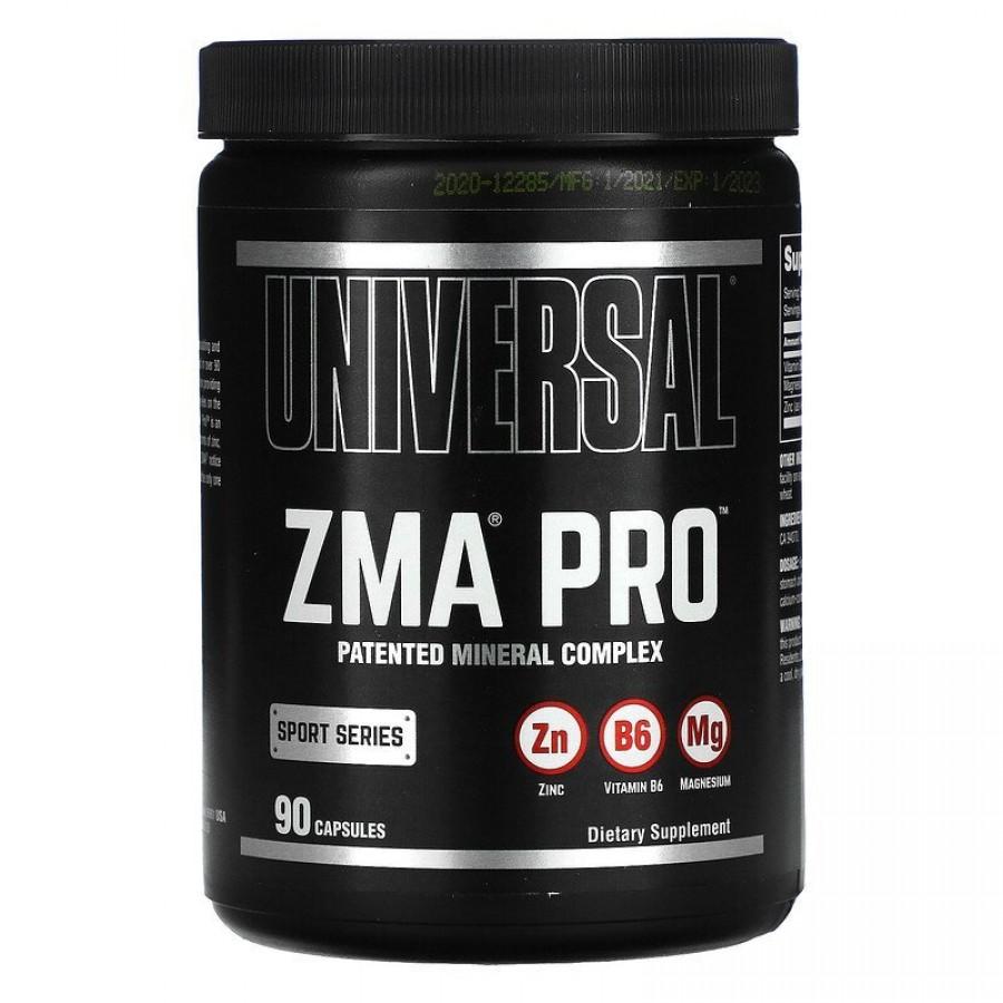 Universal Nutrition, ZMA PRO, 90 капсул
