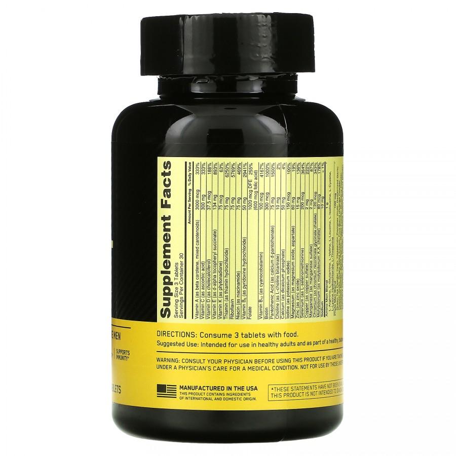 Optimum Nutrition, Opti Men, 90 таблеток
