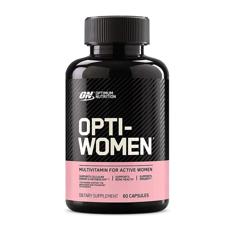 Optimum Nutrition, Opti-Women, 60 капсул